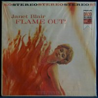 Janet Blair ♪ Flame Out! ♪ DICO SD 1301 Stereo