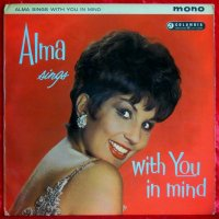 Alma Cogan ♪ with You in Mind ♪ UK Columbia 33SX 1345 Mono