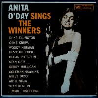 Anita O'Day ♪ Sings The Winners ♪ Verve MG V 8283 Mono