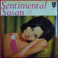 Susan Maughan ♪ Sentimental Susan ♪ UK Philips BL 7637 Mono
